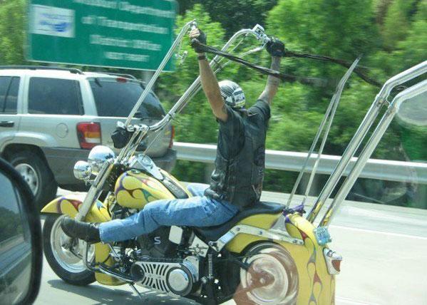 high-handlebars